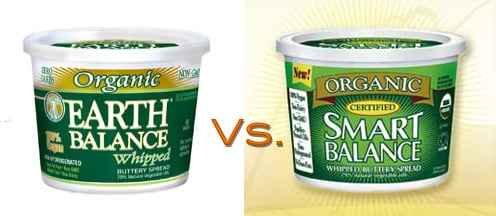 Margarine War: Earth Balance vs. Smart Balance