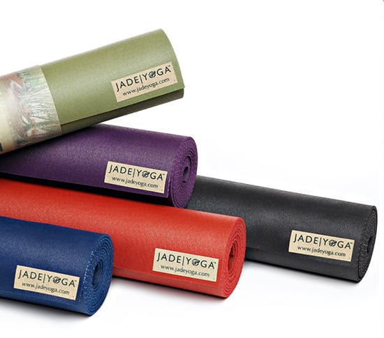 Jade Travel Yoga Mat Best Travel Yoga Mats Popsugar