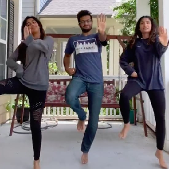 New TikTok Trend Combines the Dougie With Indian Dance Moves