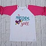 It's Preschool Y'all Shirt