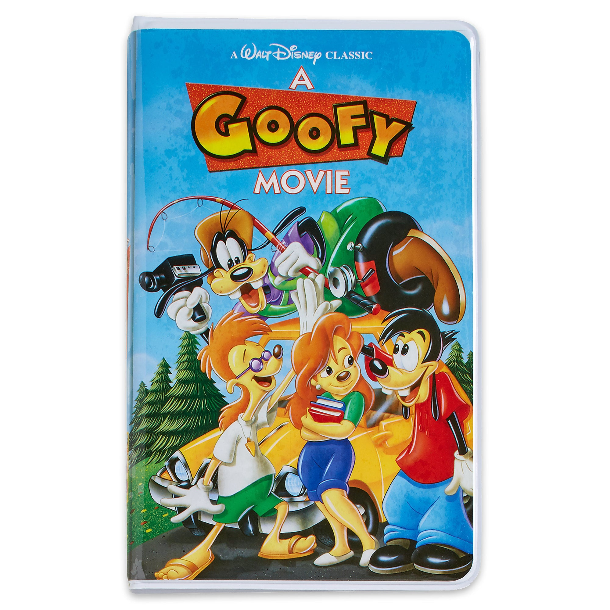 A Goofy Movie Vhs Case Journal Disney S 90s Collection Will Bring You Back To A Simpler Time Of Vhs And Multicolor Pens Popsugar Love Sex Photo 23