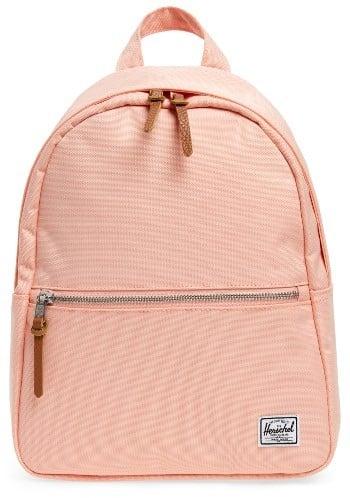 Herschel Town Backpack Pink