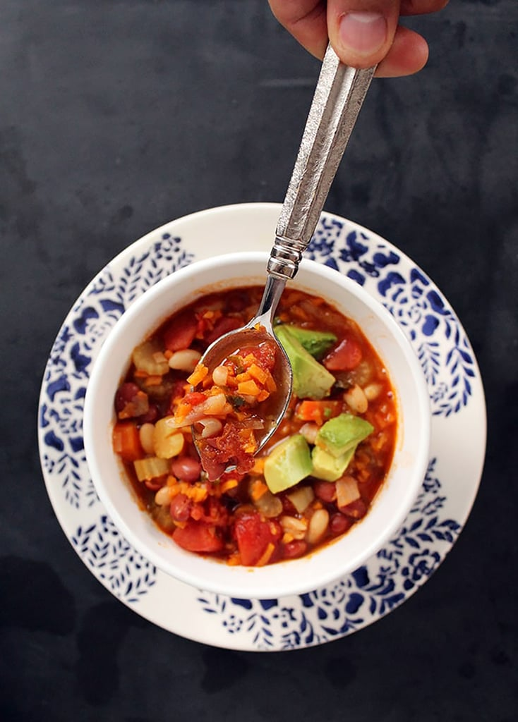 Cup Your Hands Around a Bowl of One of These Comforting and Hearty Vegan Chili Recipes