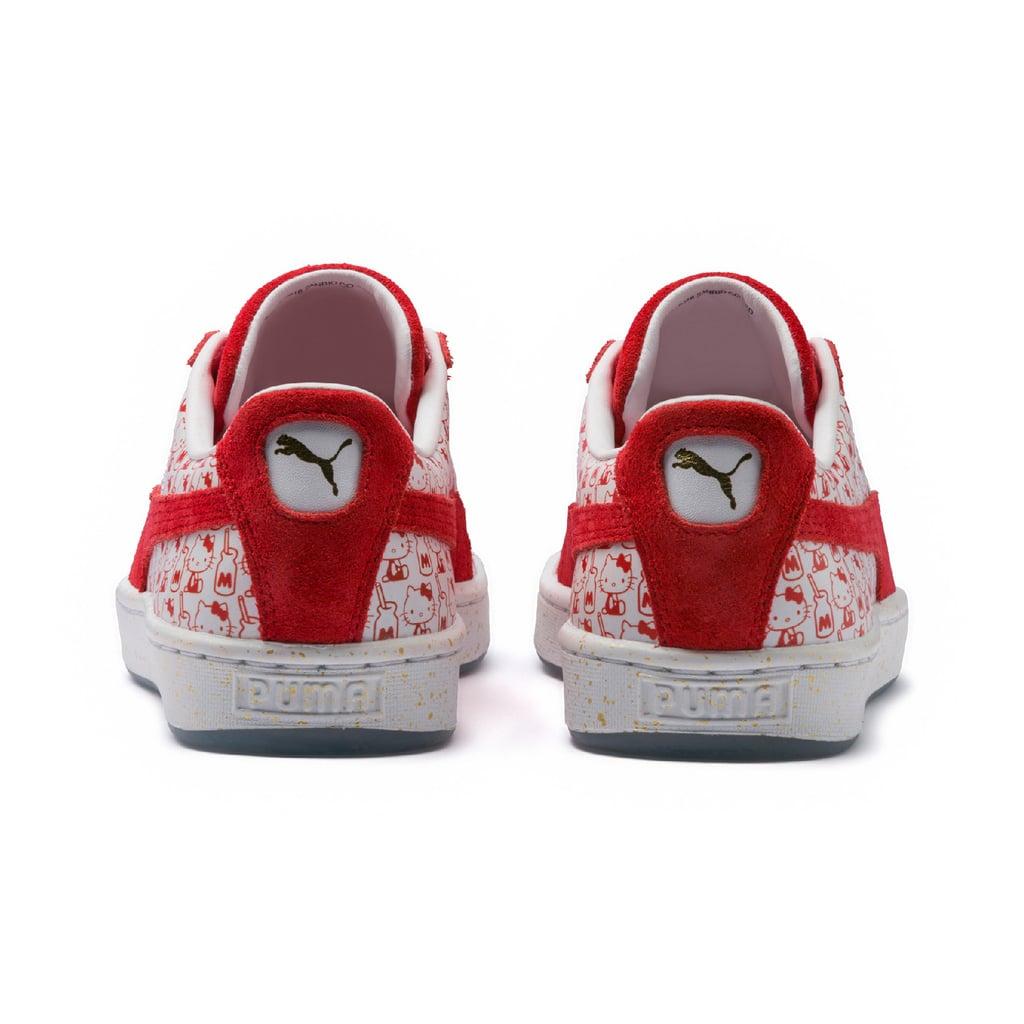 """حذاء """"سويد كلاسيك"""" PUMA x Hello Kitty (قياس وسط)، بسعر 315 درهماً إماراتيّاً"""
