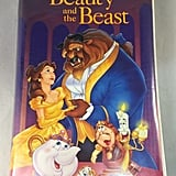 Beauty and the Beast VHS Tape