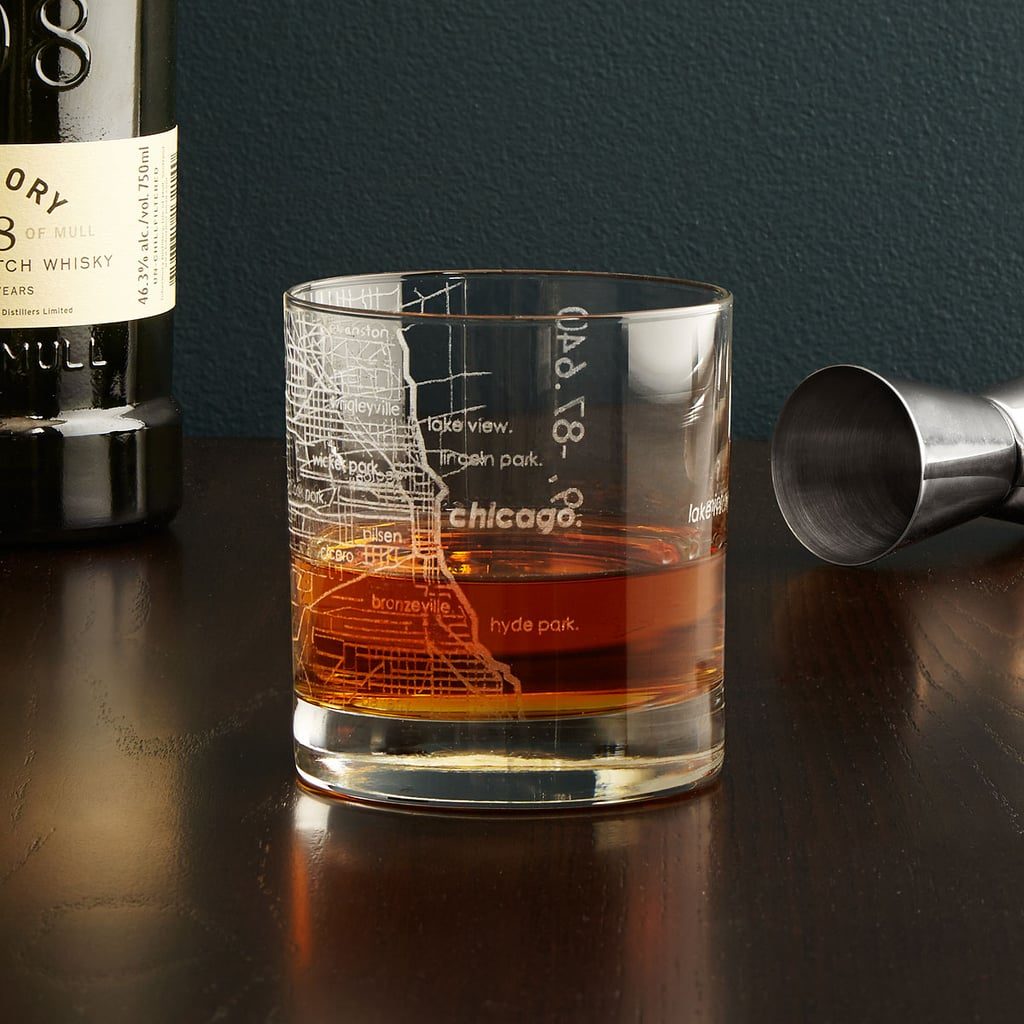 A Whiskey Glass From Their Favorite City