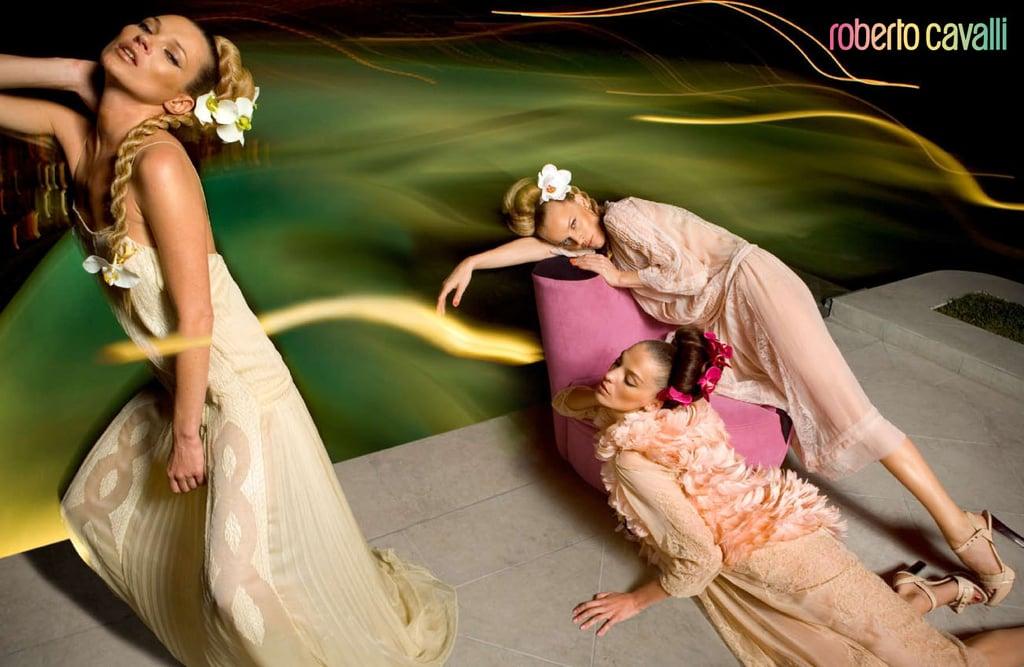 Fab Ad: Roberto Cavalli Spring/Summer '08