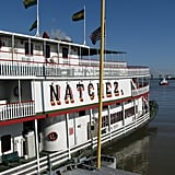 Louisiana — Steamboat Natchez