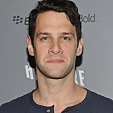 Justin Bartha came out to see Haywire in NYC.