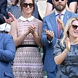 Pippa Middleton at Wimbledon July 2017