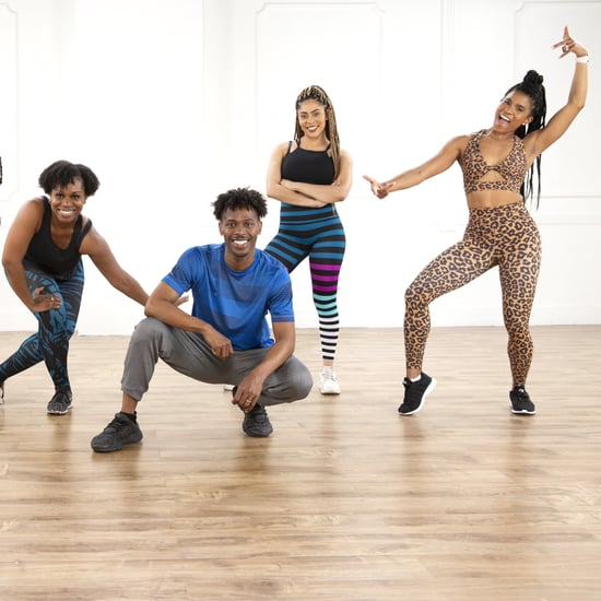 30-Minute Old-School Hip-Hop Grooves Workout