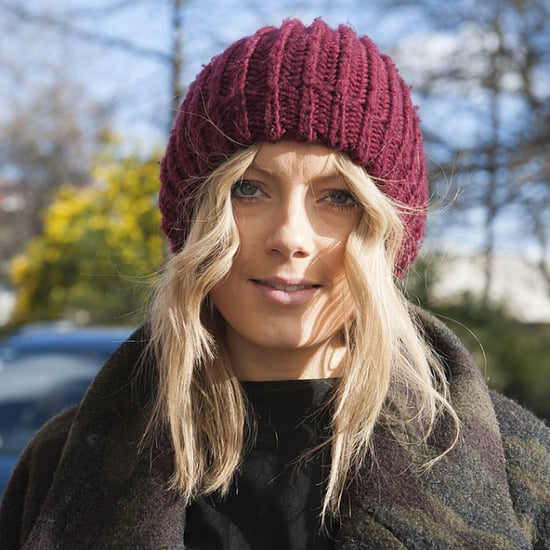 How to Wear Your Hair Under a Hat or Beanie