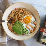 This Southwest Brunch Bowl Is Filled With Savory Oatmeal