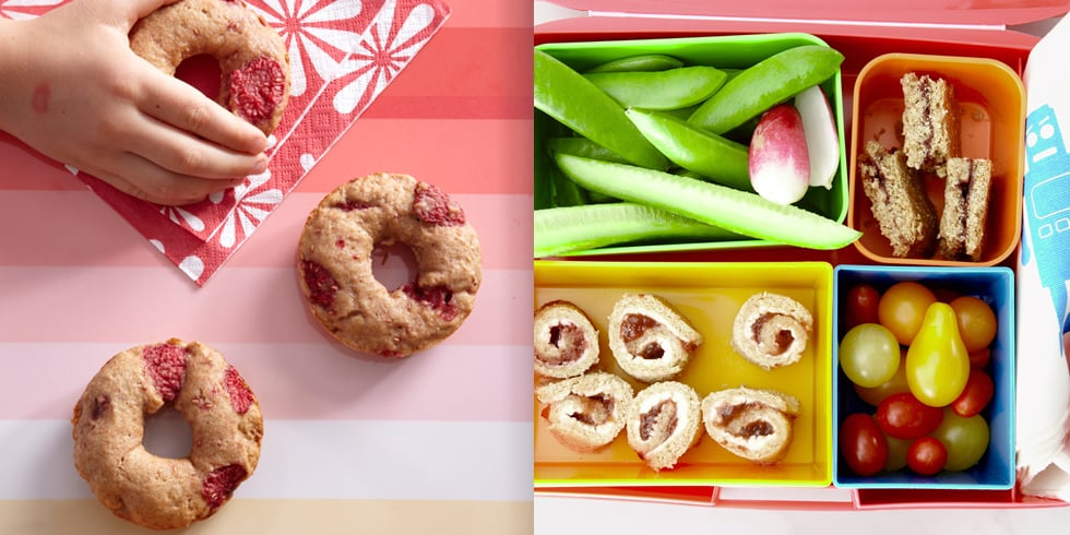 Kid-Friendly Snack Recipes From Weelicious
