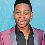 RJ Cyler as Billy Cranston (Blue Ranger)