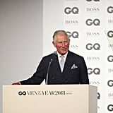 Prince Charles Is Honoured