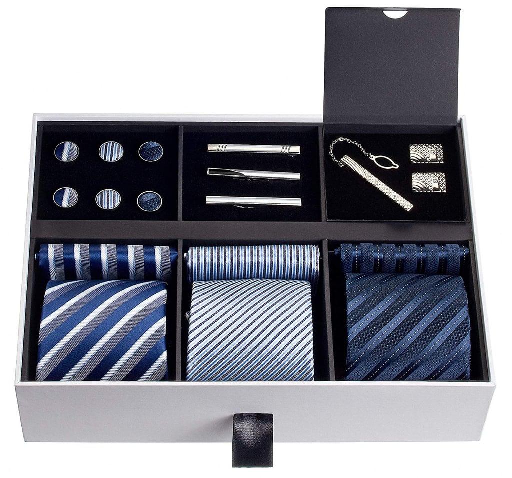 Premium Gift Tie Set