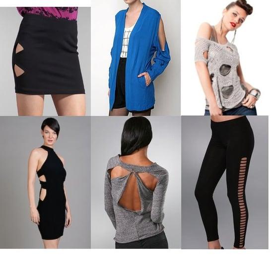 Shopping: Cool Cutouts