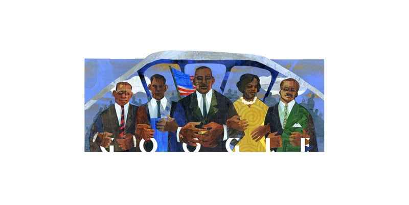 The Beautiful Way Google Has Honored Martin Luther King Jr. Over the Years