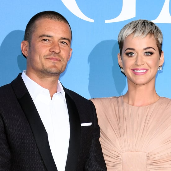 Katy Perry Shares Father's Day Video of Orlando Bloom
