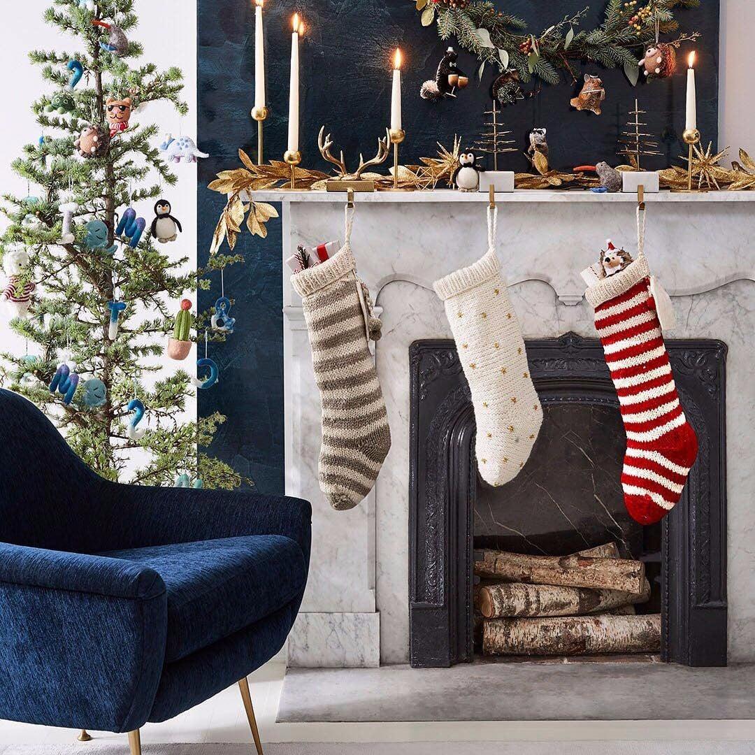 West Elm Christmas.West Elm S Christmas 2017 Collection Popsugar Family