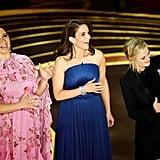 Tina Fey Amy Poehler Maya Rudolph Presenting Oscars Video