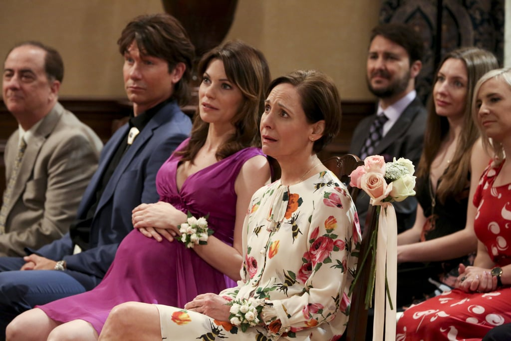 Sheldon And Amy Wedding.Sheldon And Amy S Wedding On Big Bang Theory Photos Popsugar