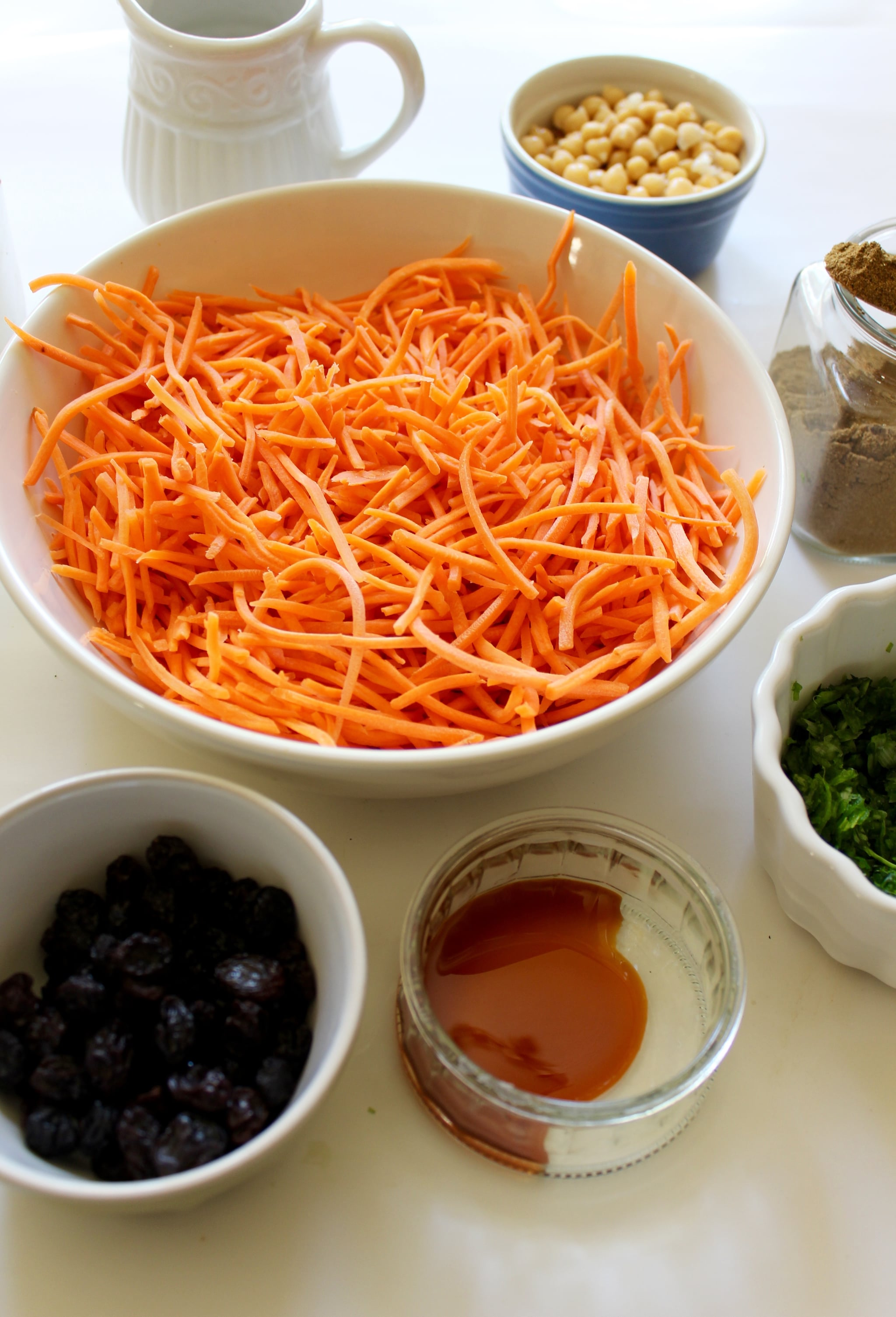 Take Yourself on a Vacation to Morocco With This Delicious and Easy Carrot Salad