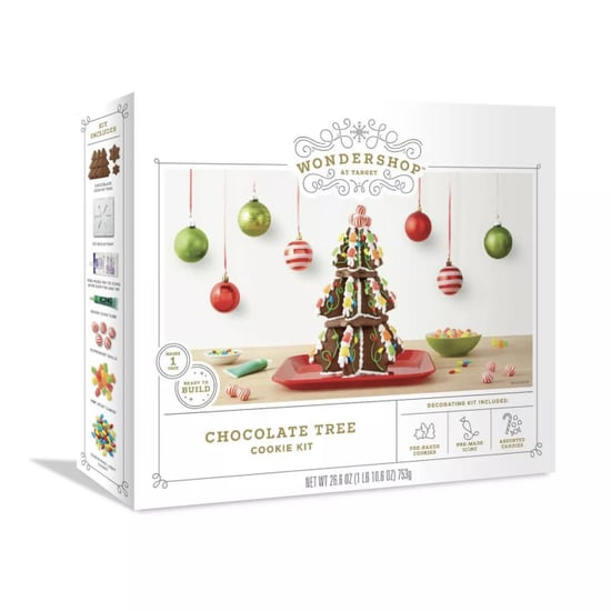 Target Holiday Gingerbread Chocolate Cookie Tree Kit