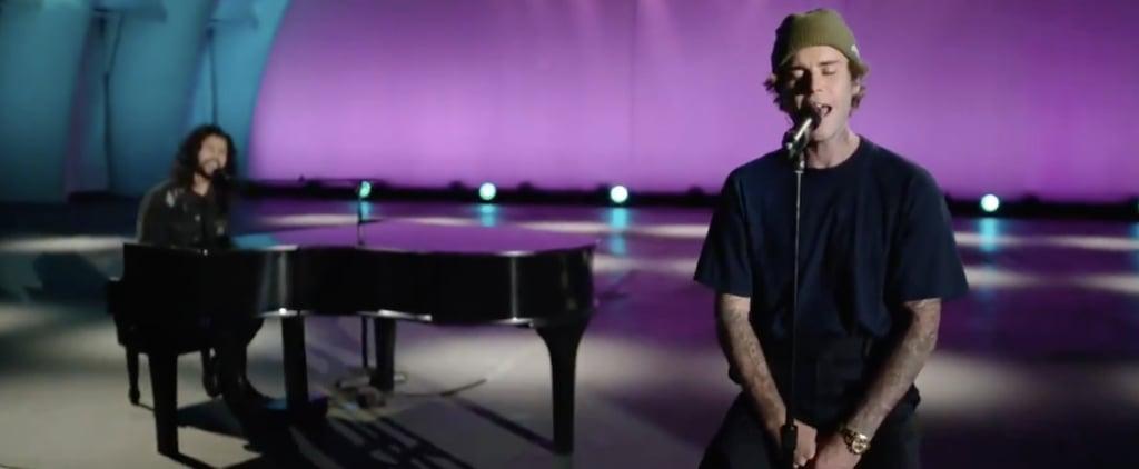 Justin Bieber and Dan + Shay Perform at CMA Awards | Video