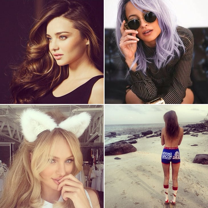 Fashion Icons & Beautiful Celebrity Instagram Pictures