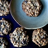 Cranberry Cardamom and Toasted Pine Nut Oatmeal Cookies With White Chocolate Mini Chips
