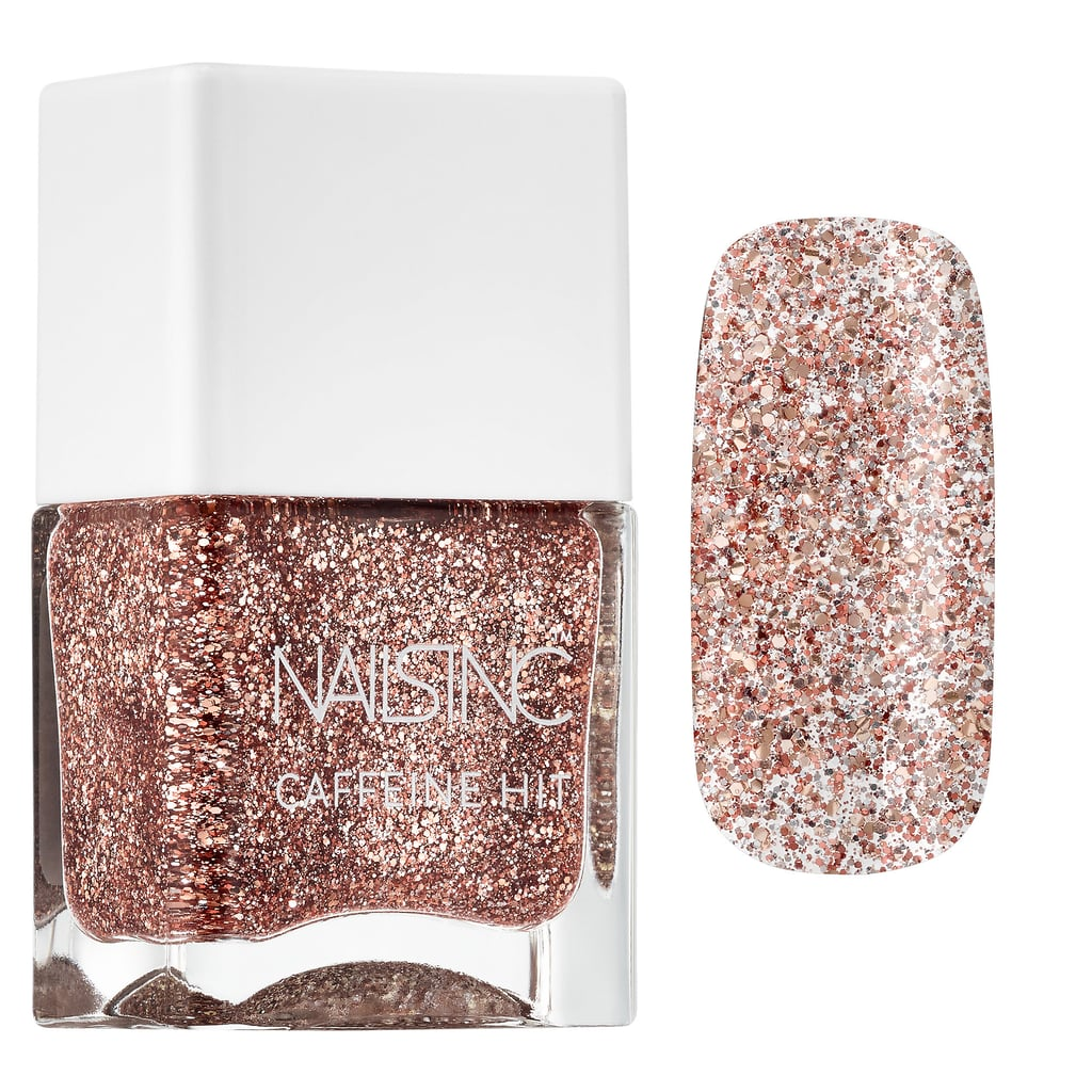 Nails Inc. Caffeine Hit Nail Polish Collection Rise and Grind