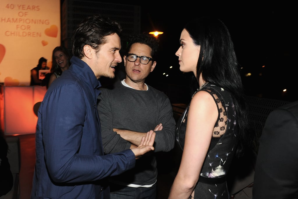 January Mingles With Katy, Orlando, and More at Coach's Star-Studded Bash