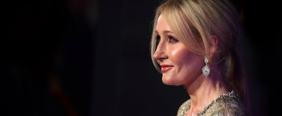 The Only Story More Magical Than Harry Potter Is J.K. Rowling's Own Journey
