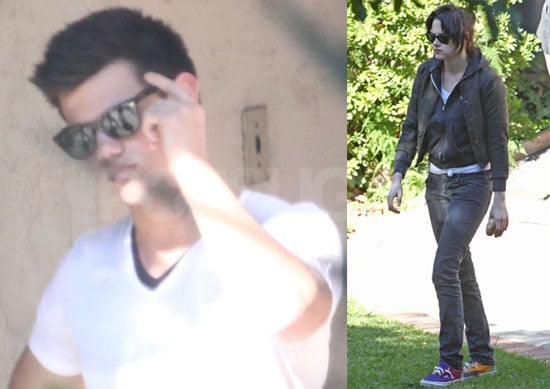 Photos of Taylor and Kristen