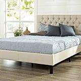 Zinus Misty Upholstered Modern Classic Tufted Platform Bed
