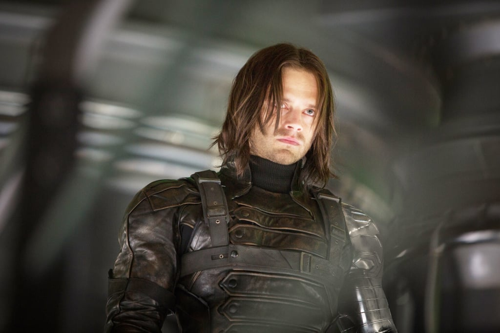 The Best Bucky Barnes GIFs