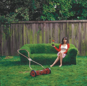 Weird Furniture: Sprout a Couch