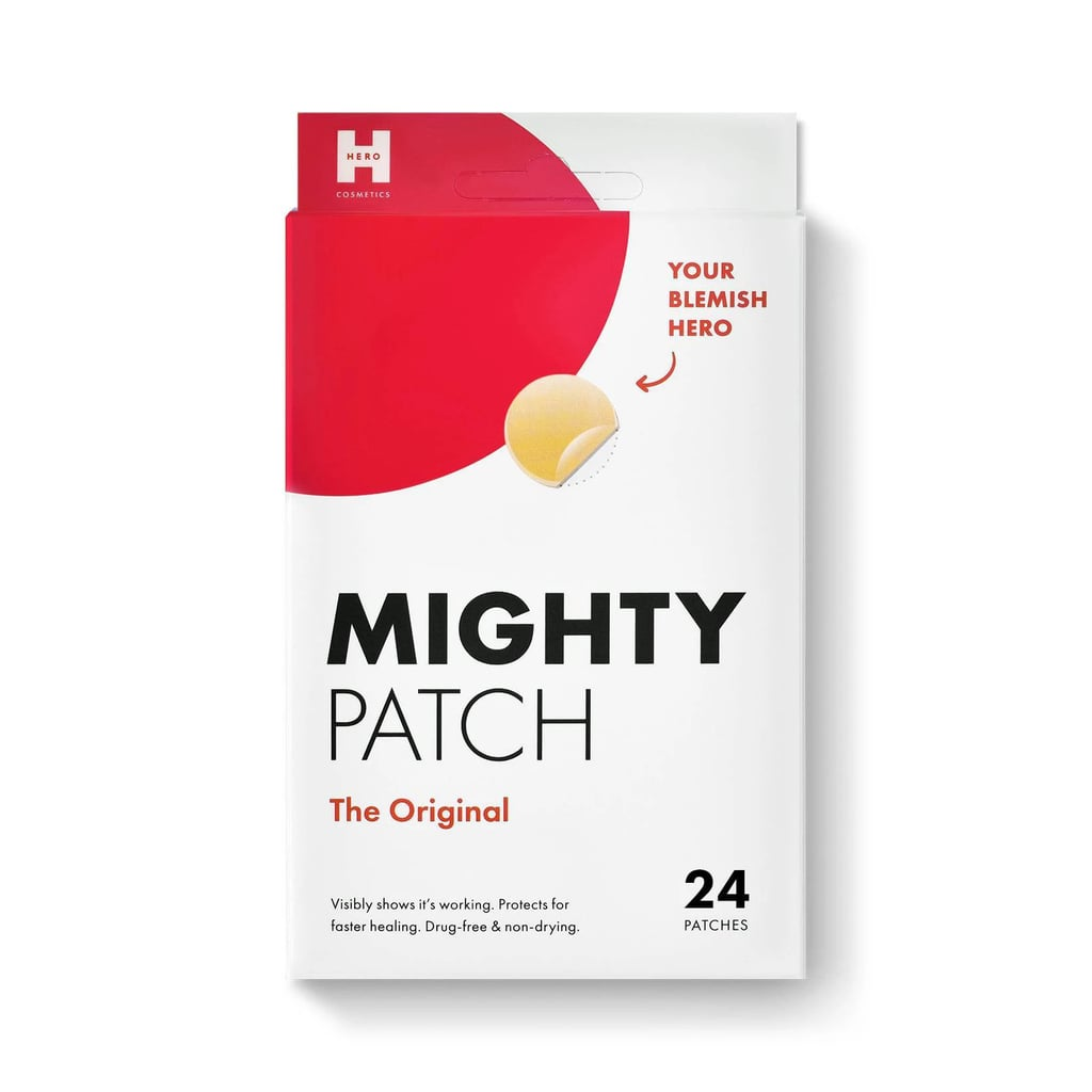 Best Overnight Acne Patch: Hero Cosmetics Mighty Patch Original Acne Patches
