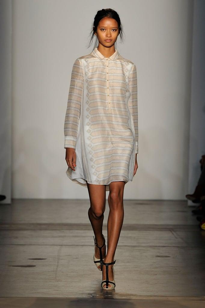 Spring 2011 New York Fashion Week: Rachel Comey 2010-09-09 17:25:14