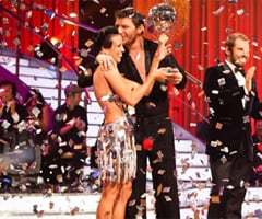 Celebrity Chef Manu Feildel and Alana Patience Win Eleventh Series of Dancing With the Stars Australia