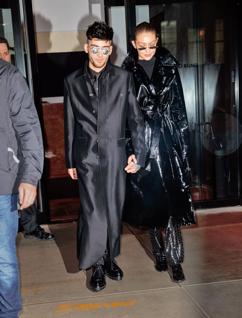 Gigi Hadid and Zayn Malik Couple Style