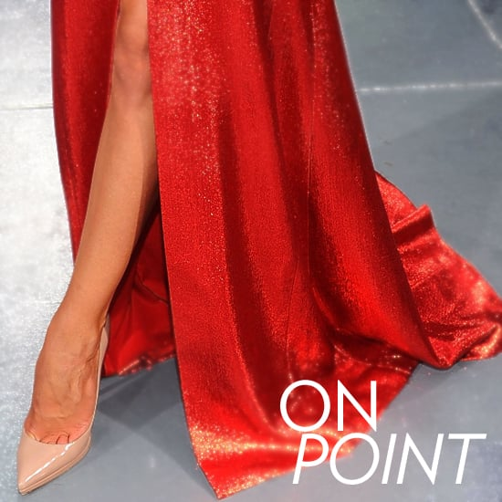 Pointy-Toe Pumps Trend