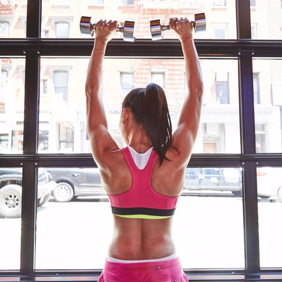 Butt Workout With Dumbbells