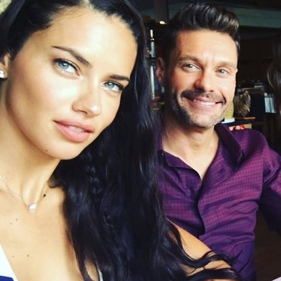 Adriana Lima Is Dating Ryan Seacrest