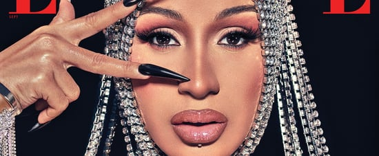 Cardi B Quotes in ELLE Magazine September 2020