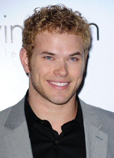 Kellan Lutz in January 2010: Calvin Klein Collection & Los Angeles Nomadic Division Celebration