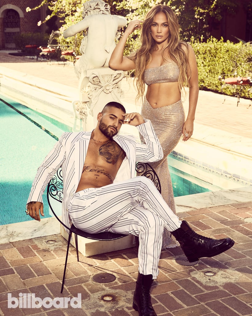 Maluma and Jennifer Lopez Billboard Cover Photos and Quotes