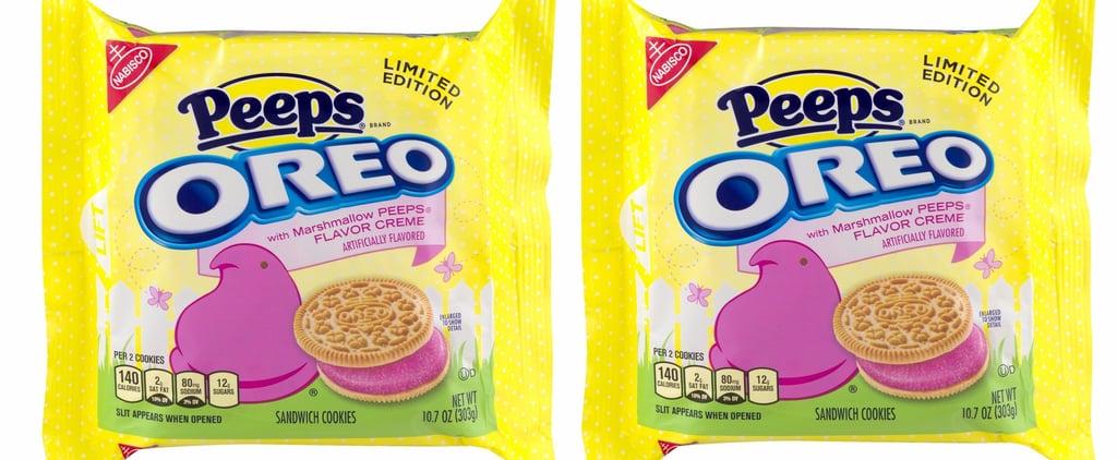 Spoiler Alert: Peeps Oreos Are on Their Way to a Shelf Near You!